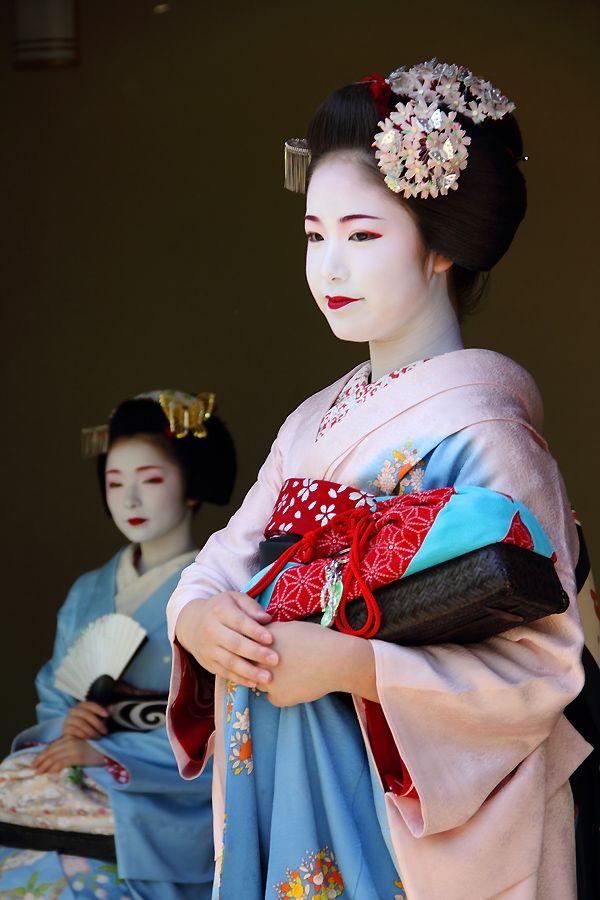 宮川町の舞妓さん - maiko @Tatsuhiko Miyagawa