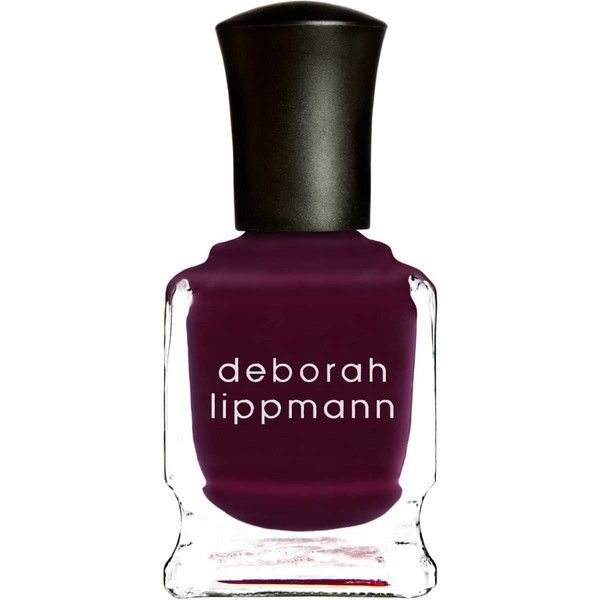 Deborah Lippmann Women's Nail Polish (56 BRL) ❤ liked on Polyvore featuring beauty products, nail care, nail polish, nails, makeup, beauty, esmalte, berry, deborah lippmann nail color and deborah lippmann