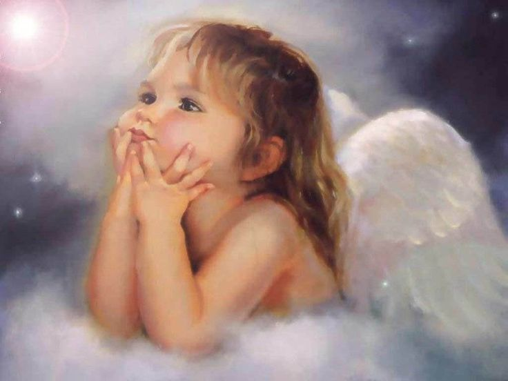angels in heaven | ... Angel Pics Guestbook Blog Angel Experiences Touched.com Little Angels