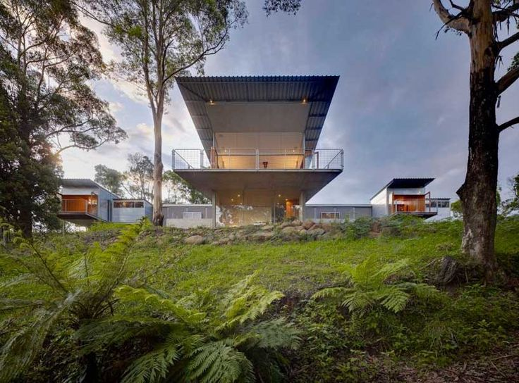 peter stutchbury architecture: contour house