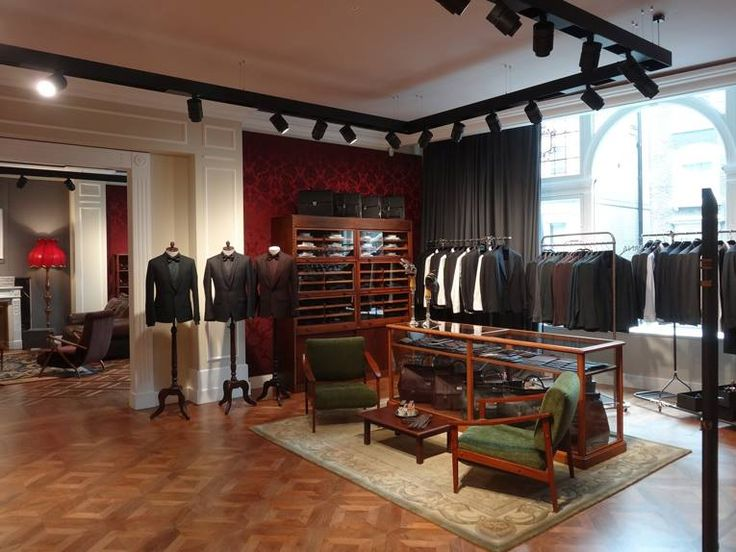 Dolce Gabbana Mens Store Opening In London
