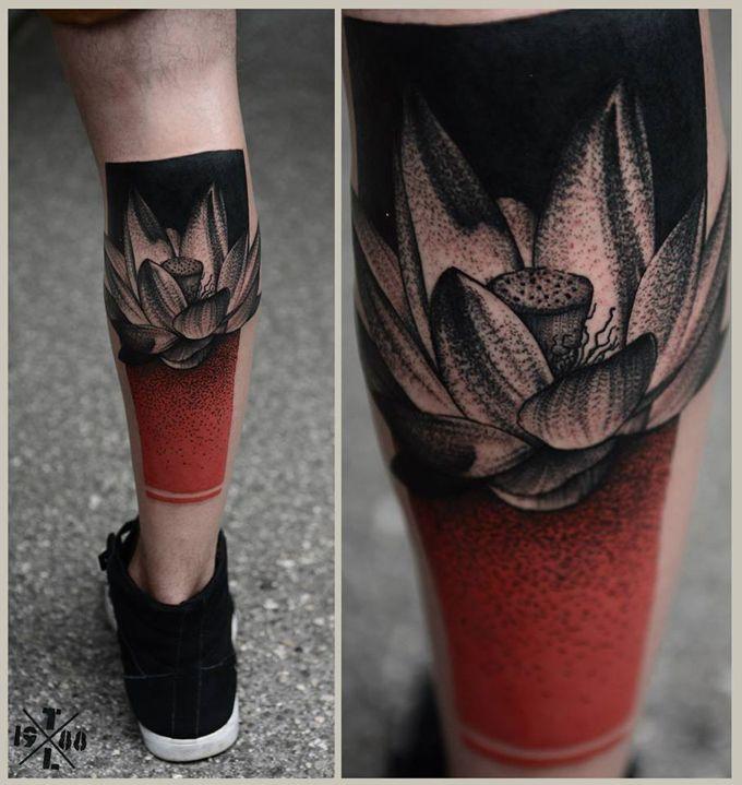 As tatuagens únicas de Timur Kysenko