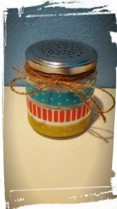 Raumerfrischer aus alten Schraubgläsern / Air freshener made of old screwtop jar / Upcycling
