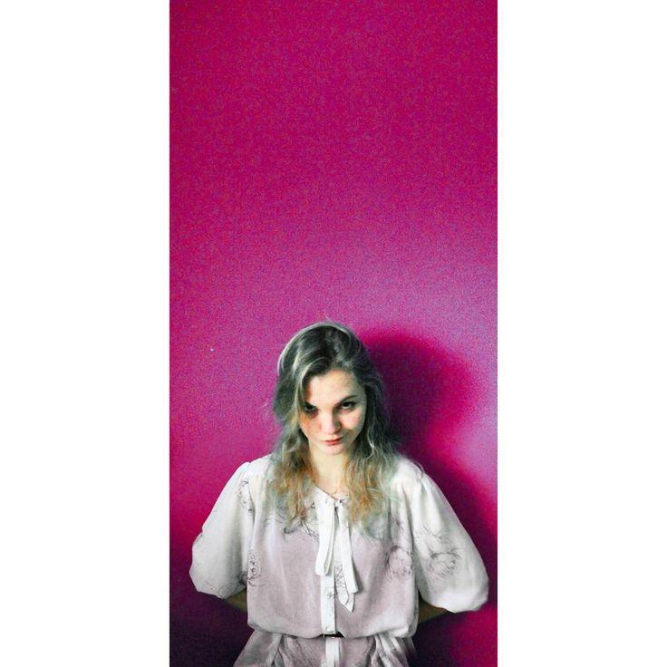#creepy #pink #selfie #srlfportrait
