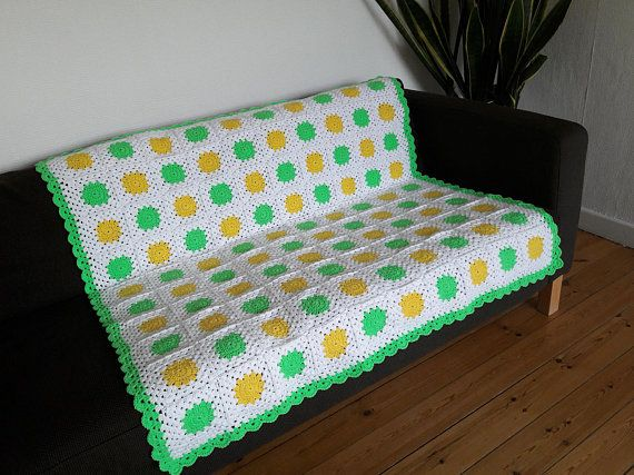 Flexsteel Sofa Why not take a look at my other colourful crochet blankets available in my Phoenix Smiles Etsy store