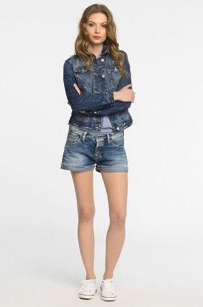 #pepe! http://answear.cz/300602-pepe-jeans-kratasy-jaime.html Kraťasy a šortky Kraťasy  - Pepe Jeans - Kraťasy Jaime