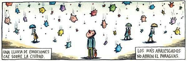 lluvia de emociones ♥