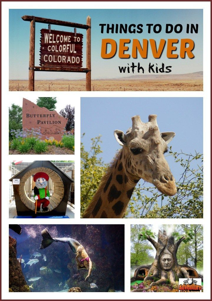 Colorado Travel and Things to Do in Denver, CO with Kids