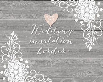 13 Best Lace Borders Images On White Border