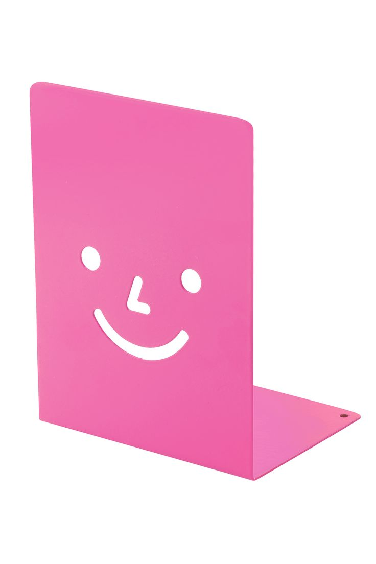 Smiley book stand