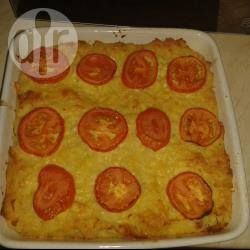Mam's special cheese and potato pie