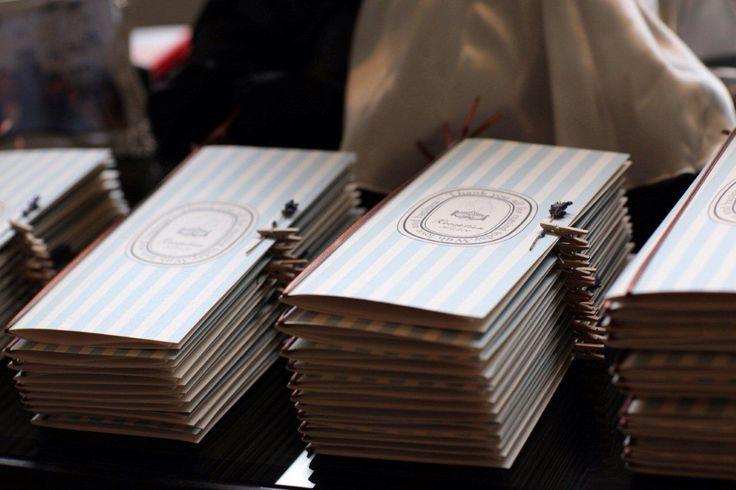 hand made! wedding program 席次表 photoshopでデザインして、紙もサイズからオーダーして自宅のプリンタで手作りしました♡