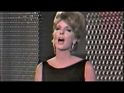 'Cry Me A River' ~ Julie London   [accompanied by legendary jazz guitarist Barney Kessel] live performance on 'Julie: Something Special' 17 November 1965