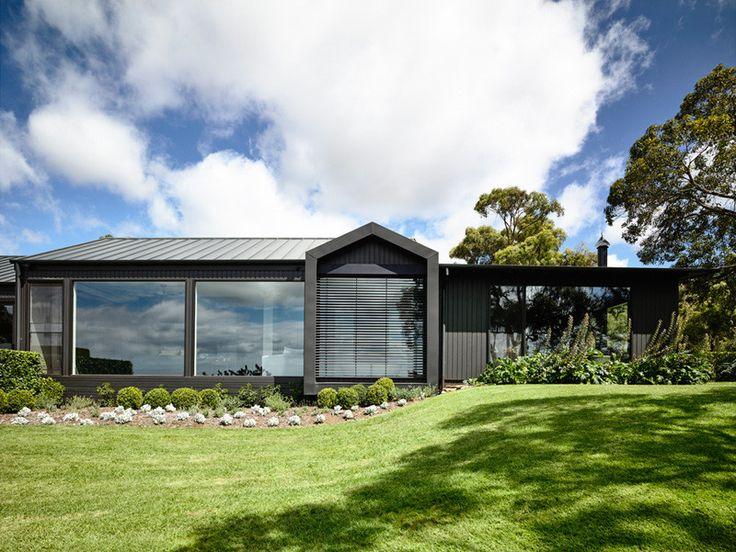 A contemporary renovation for a farm house in Australia