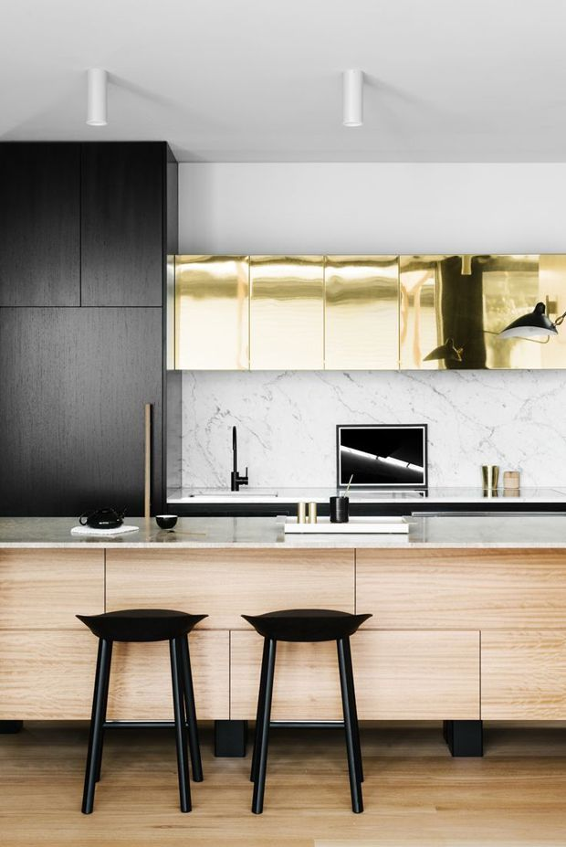 How To Add Brass To Your Kitchenu0027s
