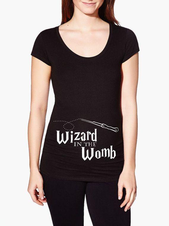 Harry Potter Maternity Shirt August 2017