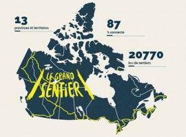 Plus de 20000 km de pistes cyclables au Canada - Matos vélo, actualités vélo de route et tests de matériel cyclisme
