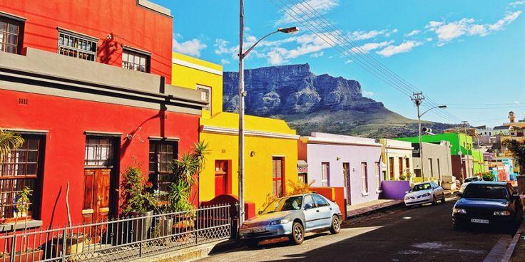 Bo-Kaa a Città del Capo, Sudafrica,