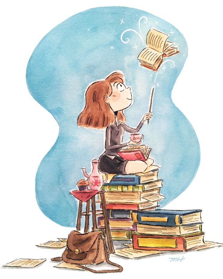 Every reader has magic in his eyes when they read their favourite book