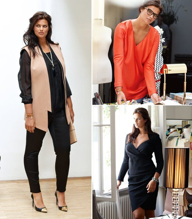 Read the article 'Work to Play: 9 New Plus Size Sewing Patterns' in the BurdaStyle blog 'Daily Thread'.