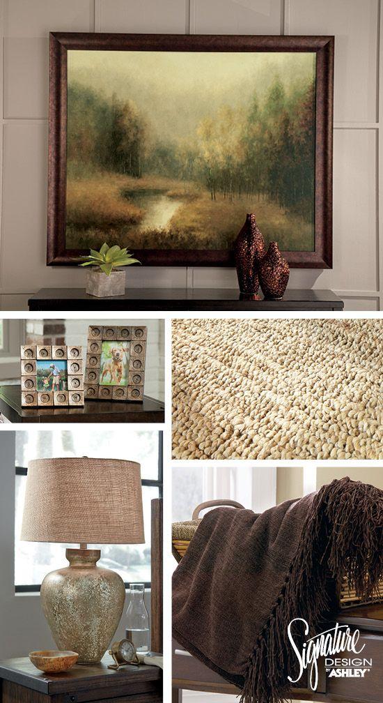 Wall decor ashley furniture : Benita wall art ashley furniture ashleyfurniture