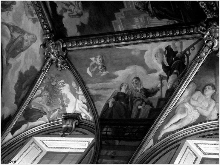 Pittore, stuccatore, architetto ... e viaggiatore, Antonio Gherardi (Rieti, 20 settembre 1638 – Roma, 10 maggio 1702) fu allievo di Pietro da Cortona e frequentò la bottega di Pier Francesco Mola... http://zibalbar-foto.overblog.com/2014/10/antonio-gherardi.html