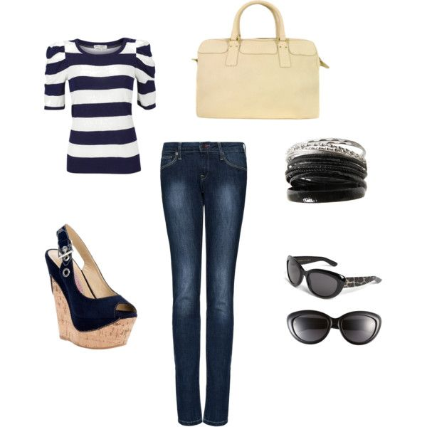 Confortable cute and sexy. College Girl, created by andreinax on Polyvore