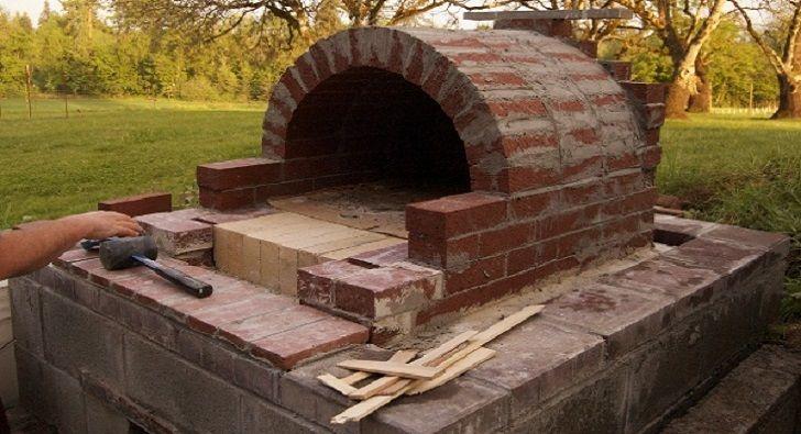 bouwen buiten oven