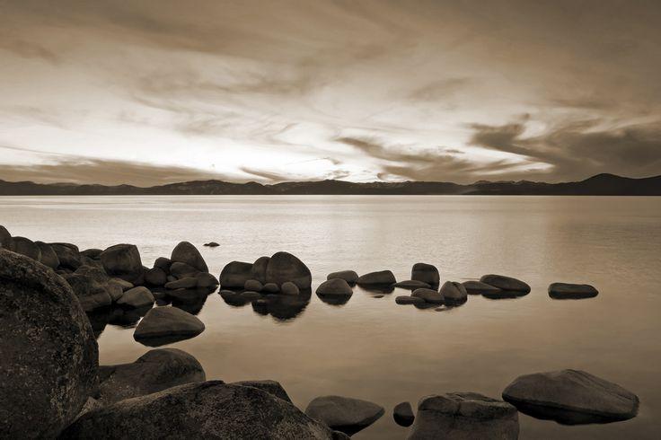 Bildergebnis für sepia photography water body