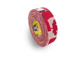 Howies Canadian Flag Maple Leaf Premium Cloth Hockey Stick Tape 24mm x 22.8m Wide Ice Street SKU: 29-152036-00-00 In stock £3.49 1 inch wide Highest thread count Most water resistant Stickiest adhesive Canadian Flag