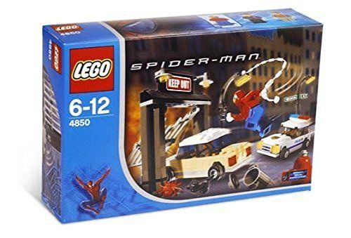 LEGO Spiderman First Chase