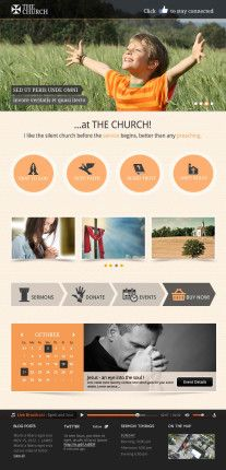 8 best images about website design ideas churches on pinterest. Black Bedroom Furniture Sets. Home Design Ideas