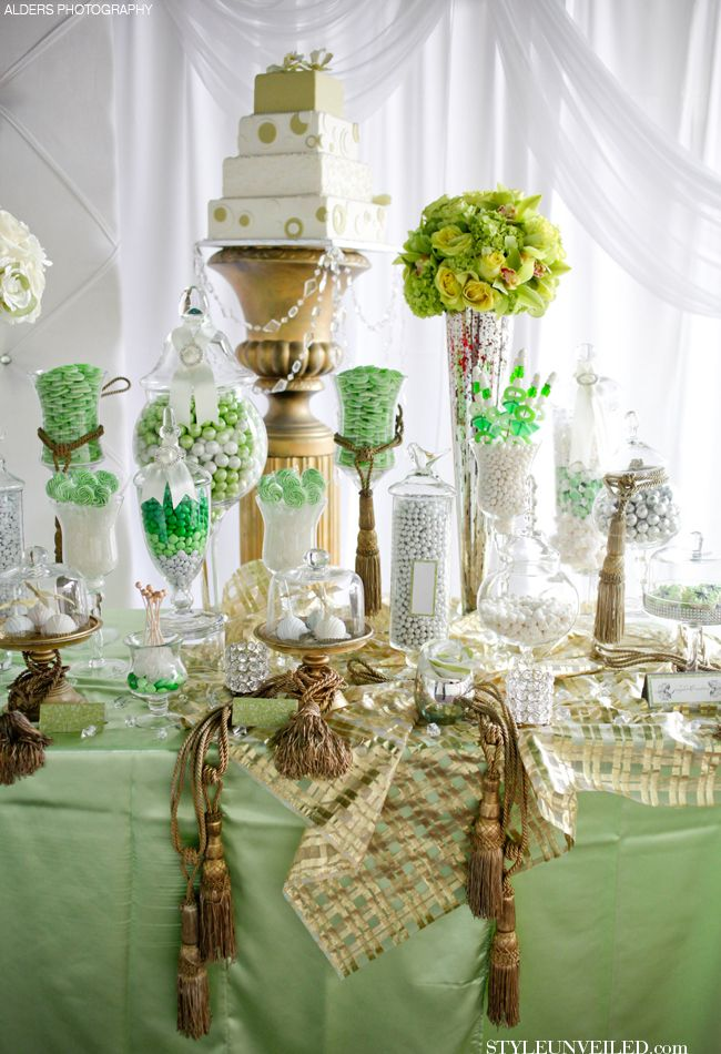 Sage Green Wedding Cake With Pearl Detail Wedding Cake Ideas Alders Photography Candybar