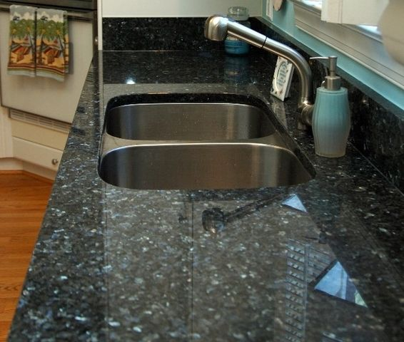 Blue Pearl Granite Countertops