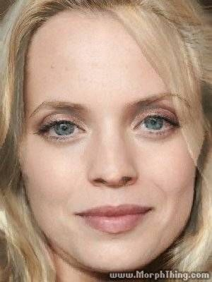 Which 2 Celebs have been morphed ? Mena Suvari + Jeri Ryan … or... Madonna + Mandy Moore   http://www.quizzking.com