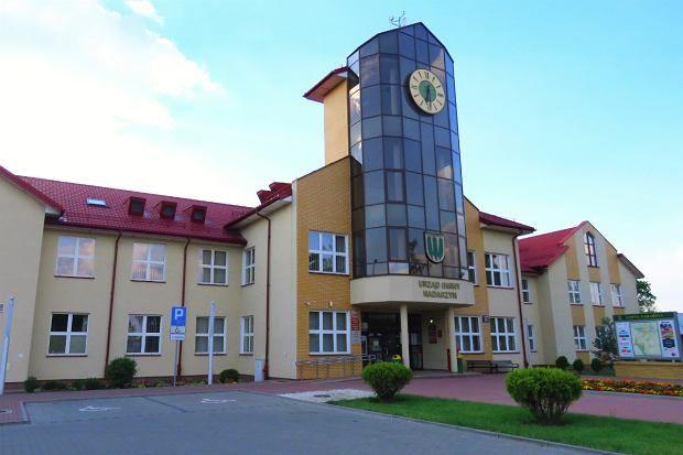 Urząd gminy w Nadarzynie