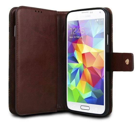 LOUIS DIARY PREMIUM CARD POCKET CHECK PATTERN WALLET PHONE CASE FOR GALAXY NOTE 3