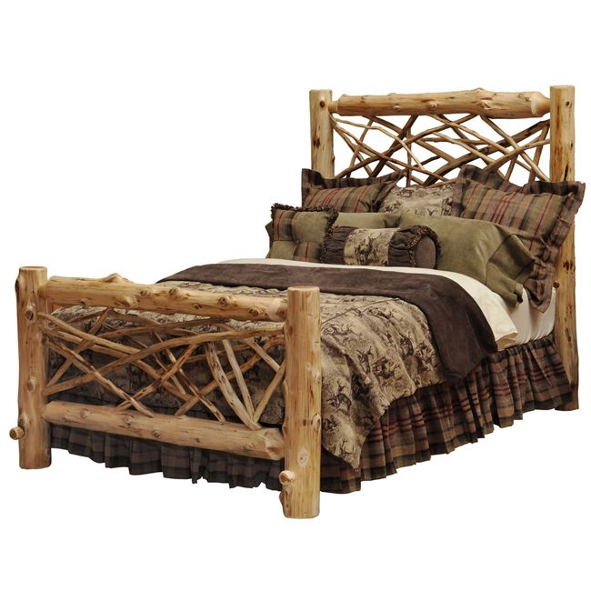 1000 images about rustic beds on pinterest traditional for Furniture 123 cabin bed