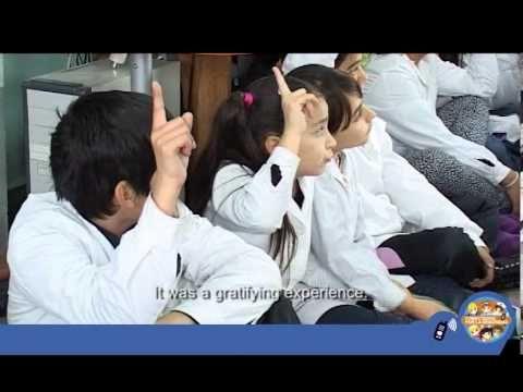Conectados por la Seguridad 2013: Programa de RSE de Motorola Solutions en Argentina, Chile, Ecuador y Perú http://youtu.be/DhRUUygPYuQ  Conectados por la Seguridad 2013 - Subtitles in English