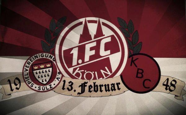 1.FC Köln 13.02.1948