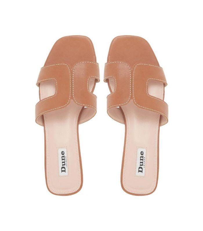 Dune Loupe Sandals #SandalsHeels