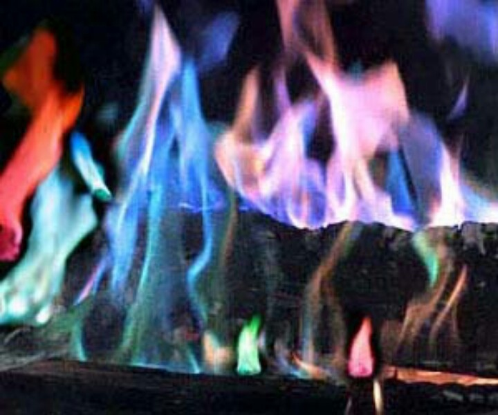 Can You Burn Treated Pine In Fireplace. Color Changing ...