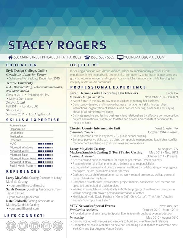 109 best Creative Resumes images on Pinterest Confidence - what should a professional resume look like