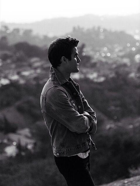 """"""" thecollastudio: @darrencriss for @heromag styled by @____mecca____ groomed by @erinleesmith """""""
