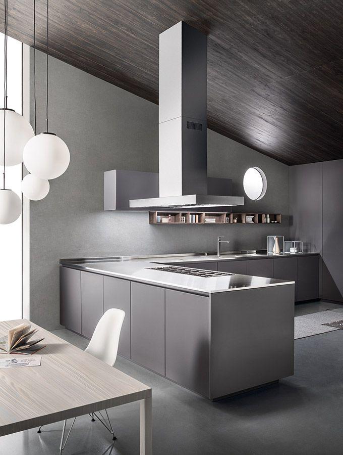 Le 25 migliori idee su Cucine Moderne su Pinterest  Progettazione di una cucina moderna ...