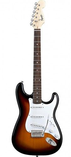 A review of the Squier Bullet Strat