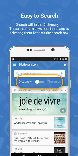 Dictionary.com Premium v7.4.5 [Paid]   Dictionary.com Premium v7.4.5 [Paid]Requirements:4.1Overview:Dictionary.com is the leading English dictionary app for Android  with over 2000000 definitions and synonyms. The #1 dictionary app is handy for education learning new vocabulary every day and the advanced word lover and the English language student alike.  Easily search definitions and synonyms offline by installing the offline dictionary. You can access the offline dictionary anytime and…