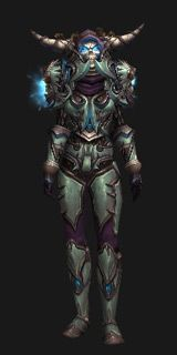 Battleplate of the Lost Catacomb (Lookalike) - Transmog Set - World of Warcraft