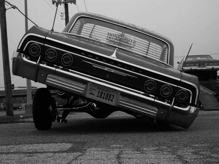 Cars With Hydraulics: Hitting The Switches In My '64 Impala