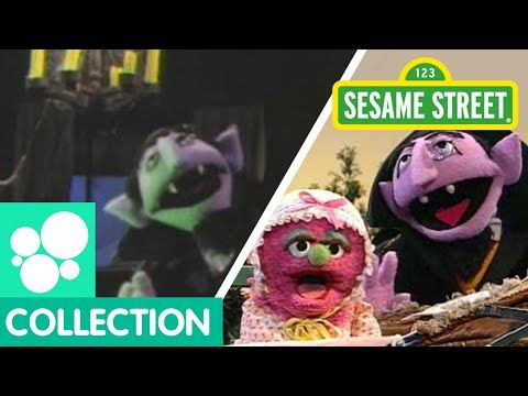 Sesame Street: Counting with the Count | Compilation - YouTube